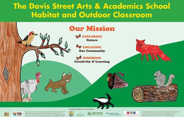 Davis Street Arts and Academics Interdistrict Magnet School