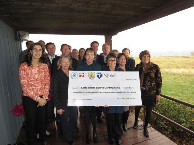 Audubon Connecticut Receives $34,993 for Schoolyard Habitat Program