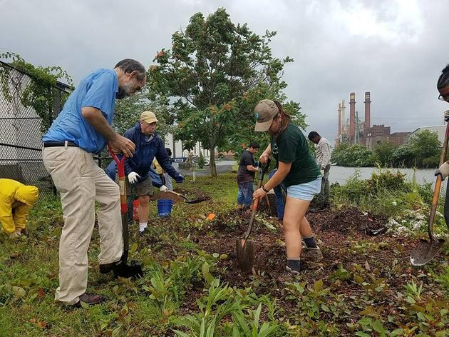 Urban Oases in the New Haven Harbor Watershed